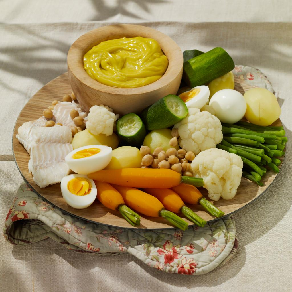 Aioli traditionnel