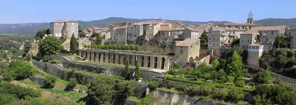 Le village de Lauris